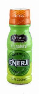 ENERJI Green Tea Energy Shot: