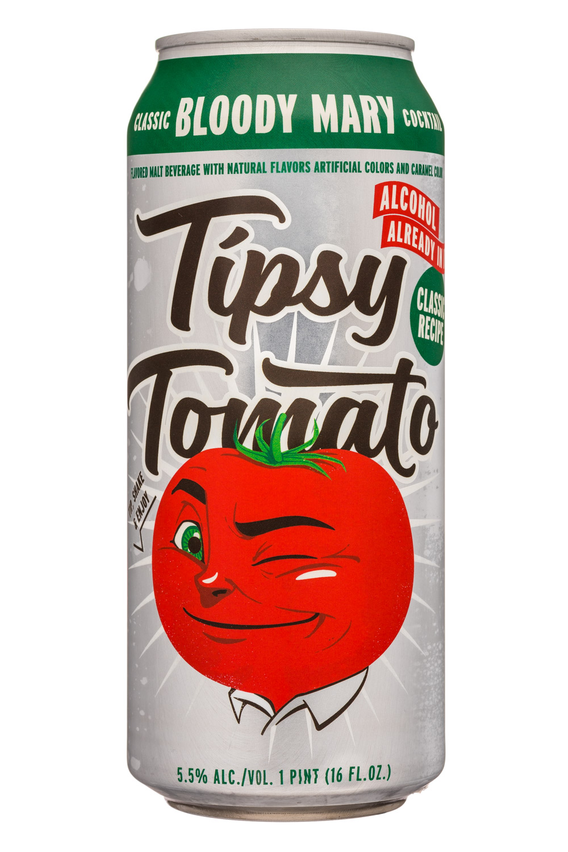 Tipsy Tomato: Classic Bloody Mary