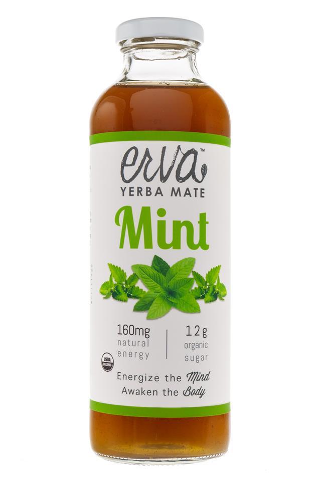 Erva Yerba Mate: Erva-Mint-Front