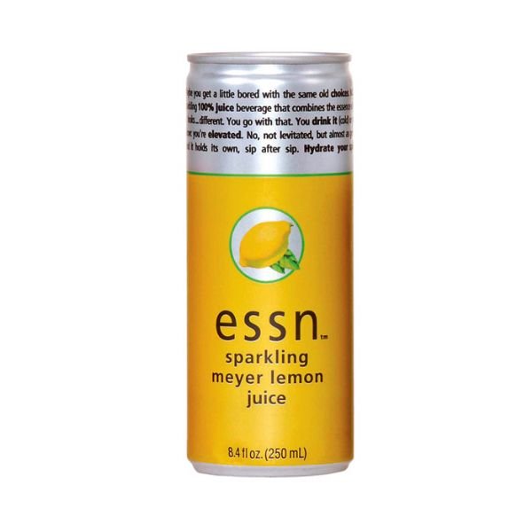 essn: Sparkling Meyer Lemon