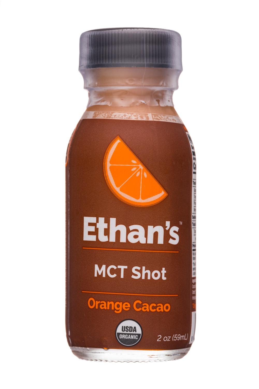 Ethan's MCT Shot: Ethans-2oz-MCTShot-OrangeCacao-Front