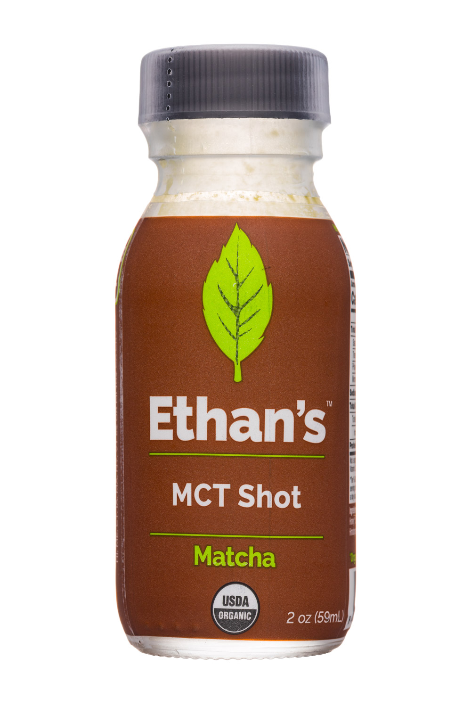 Ethan's MCT Shot: Ethans-2oz-MCTShot-Matcha-Front