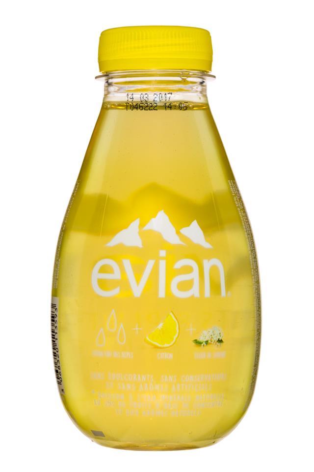 Evian: Evian-Citron-Front