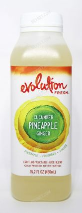 Cucumber Pineapple Ginger (2012)