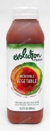 Incredible Vegetable (2012)