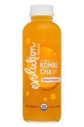 Mango Pineapple Kombucha