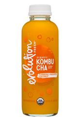 Organic Kombucha - Turmeric Pineapple Coconut