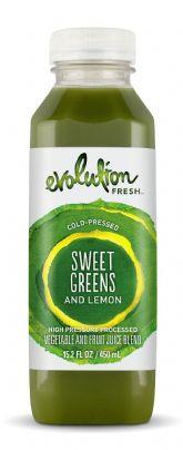 Sweet Greens and Lemon