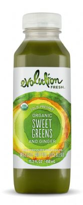 Organic Sweet Greens and Ginger