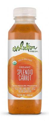 Organic Splendid Carrot