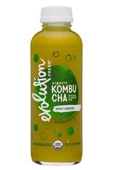Organic Kombucha - Spicy Greens