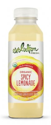 Organic Spicy Lemonade (2012)