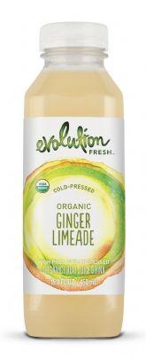 Organic Ginger Limeade (2015)