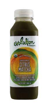 Organic Citrus Matcha