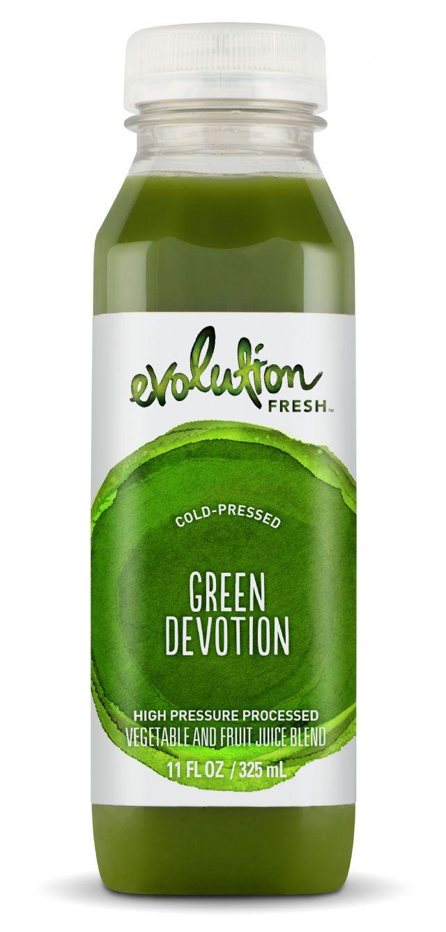 Evolution Fresh: GreenDevotion copy