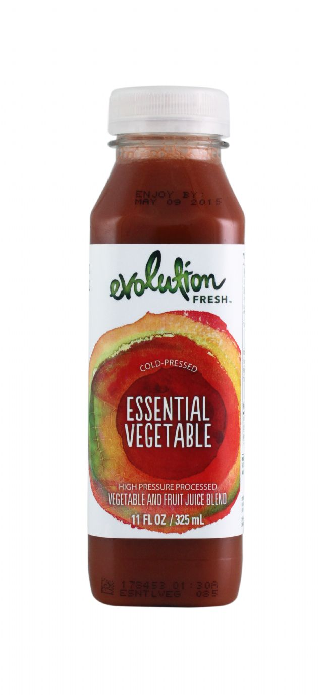 Evolution Fresh: EvolutionFresh EssentialVegetable Front