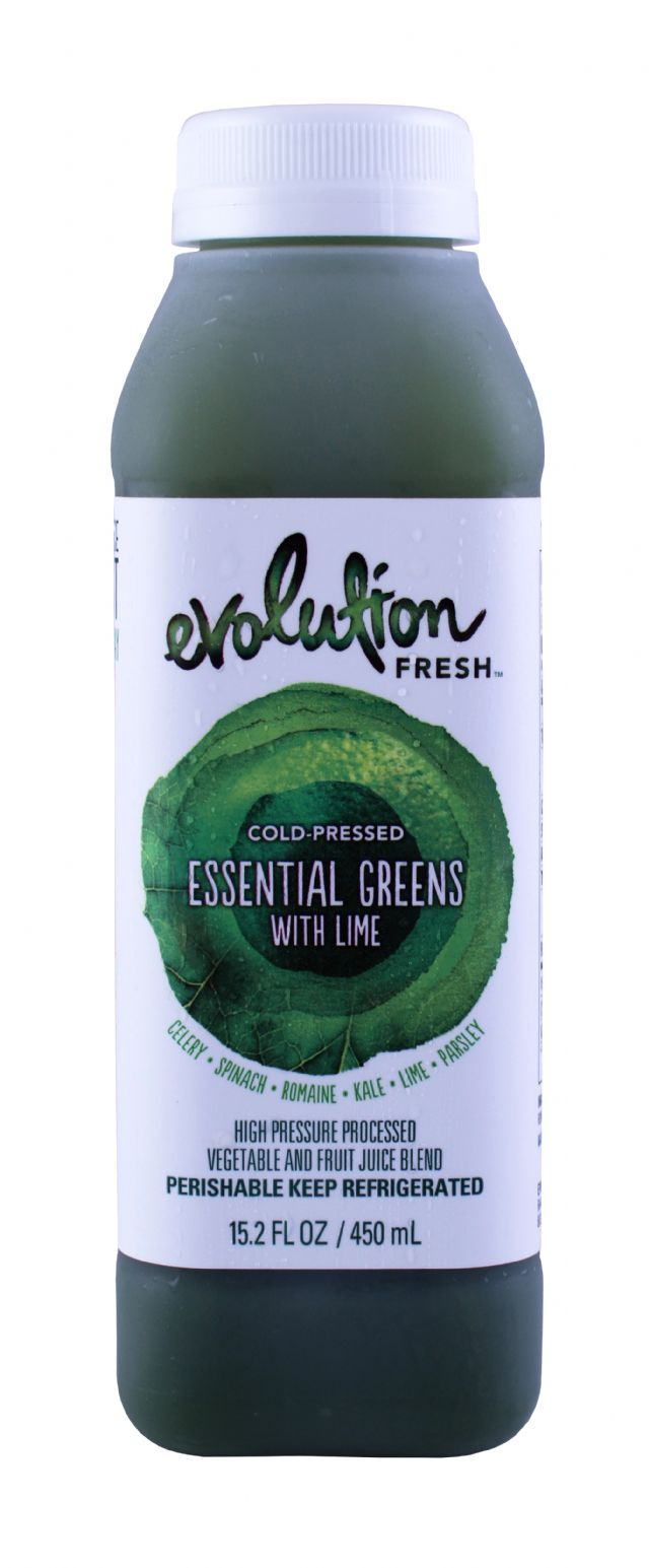 Evolution Fresh: Evolution EssentialGreensLime Front