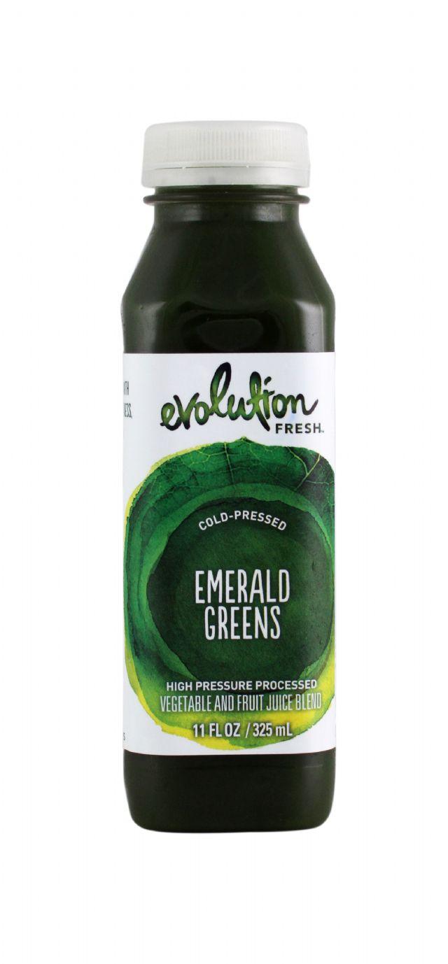 Evolution Fresh: EvolutionFresh EmeraldGreens Front