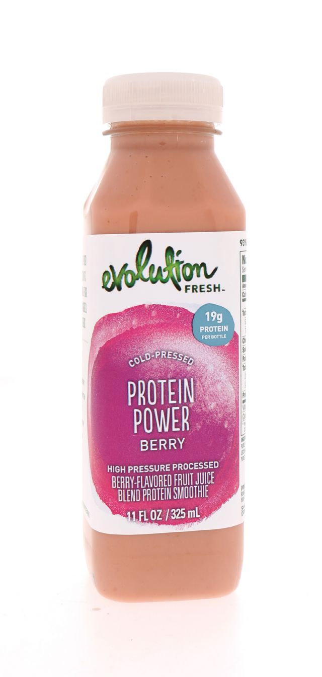Evolution Fresh: EvolutionFresh ProteinBerry Front