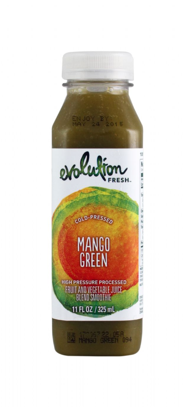 Evolution Fresh: EvolutionFresh MangoGreen Front