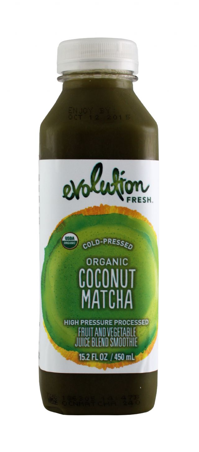 Evolution Fresh: Evolution Coconut Front