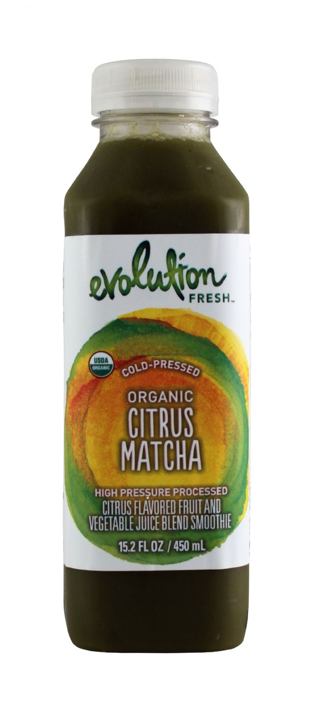 Evolution Fresh: Evolution Citrus Front