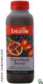 Planetary Berry (2009)