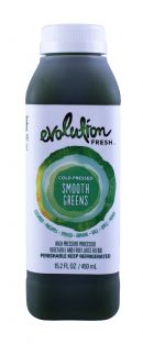 Evolution Fresh: Evolution SmoothGreens Front