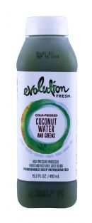 Evolution Fresh: Evolution CoconutGreens Front