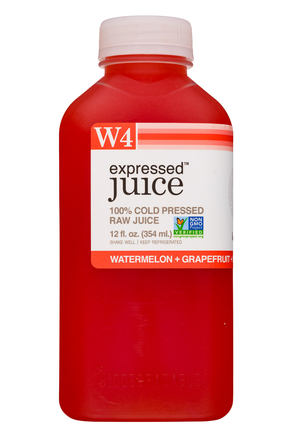 W4 - Watermelon + Grapefruit + Strawberry + Lime
