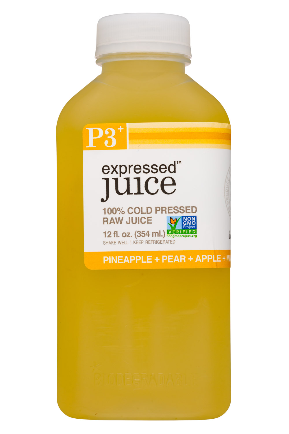 P3 - Pineapple + Pear + Apple + Mint
