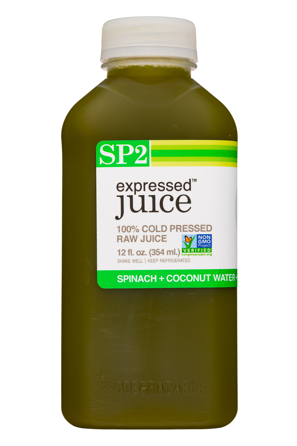 SP2 - Spinach + Coconut Water + Pineapple + Lime