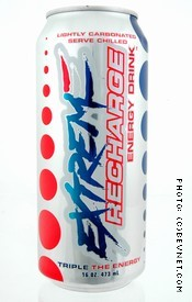 Extreme Recharge Energy Drink