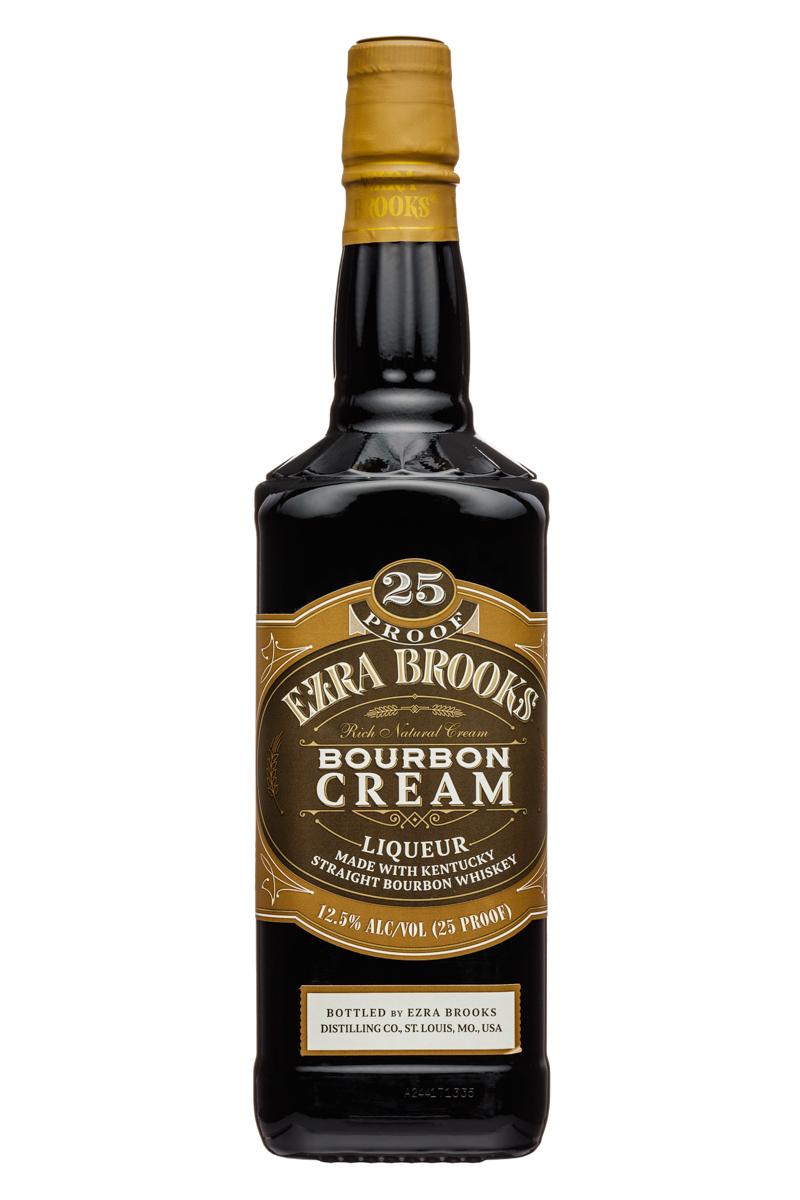 Bourbon Cream Liqueur