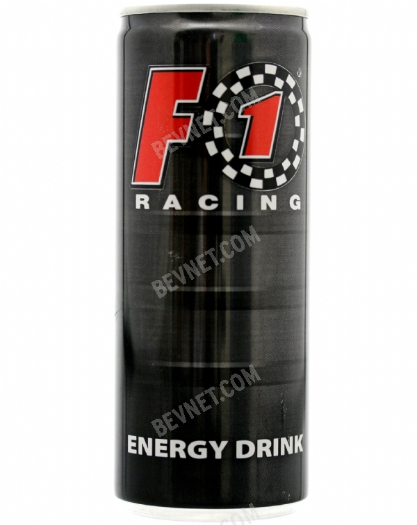 F1 Racing Hi Energy Drink: