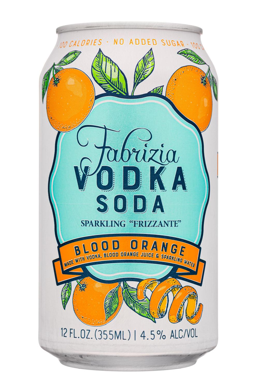Blood Orange Vodka Soda 2021