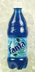 Fanta Berry - US Formulation