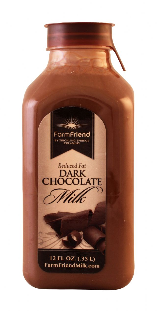 Farm Friend Milk: FarmFriend DarkChoco Front