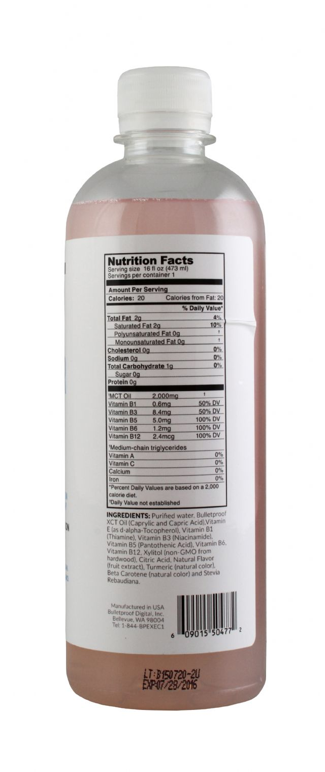 FATwater: FatWater Berry Facts
