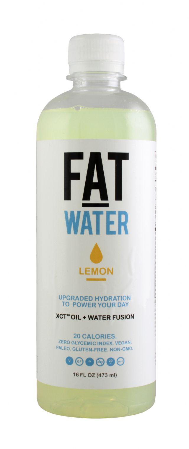 FATwater: FatWater Lemon Front