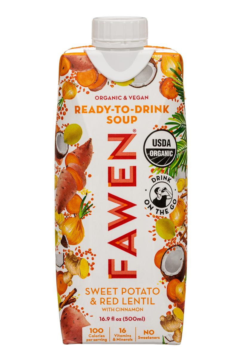 Sweet Potato & Red Lentil
