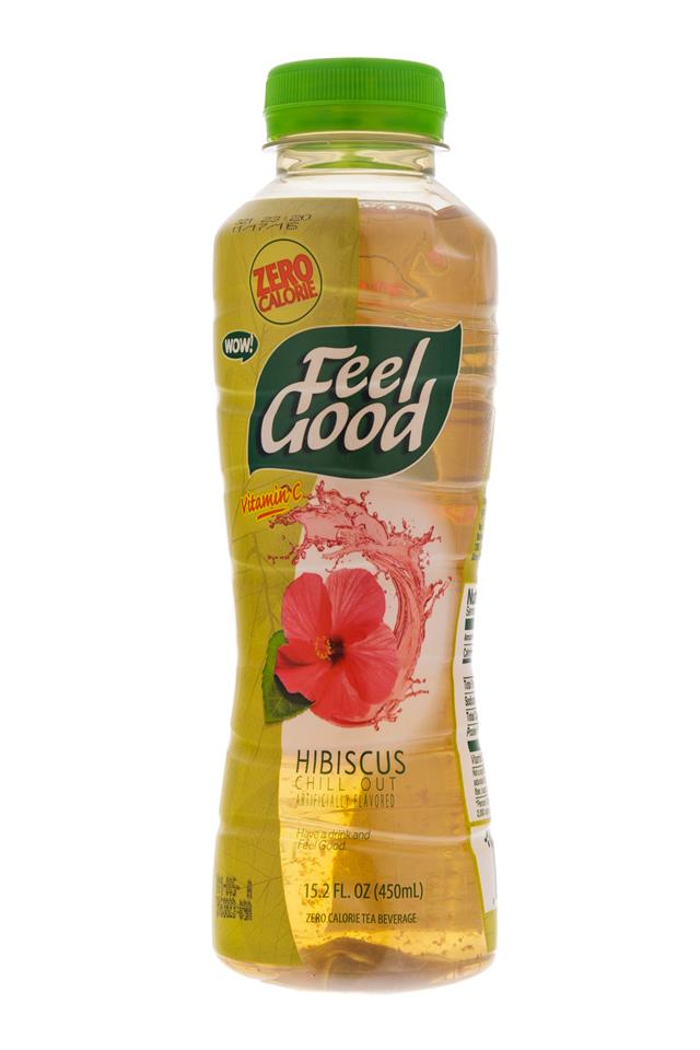Feel Good: FeelGood-HibiscusChill-Front