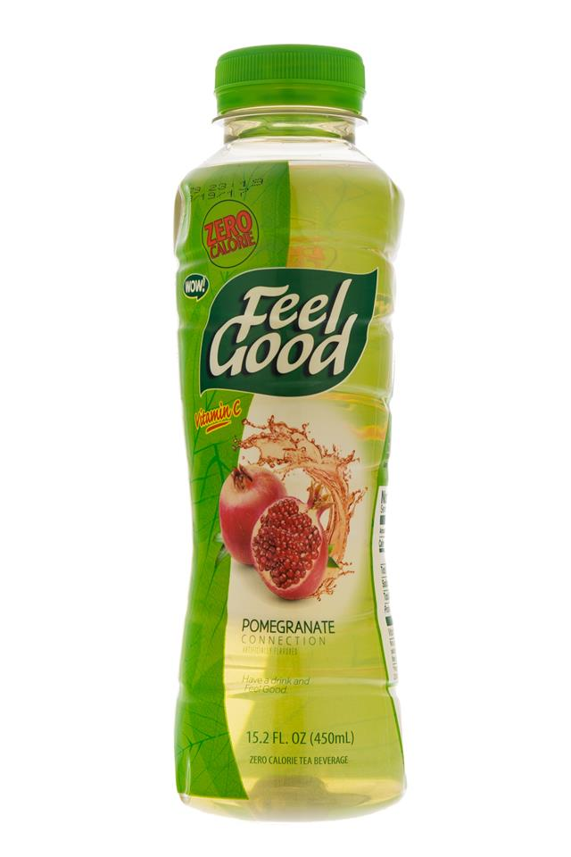 Feel Good: FeelGood-PomConnection-Front