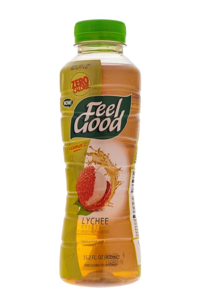 Feel Good: FeelGood-LycheeBreeze-Front