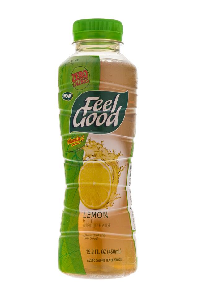 Feel Good: FeelGood-LemonHit-Front