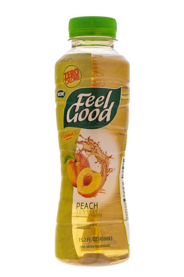 Feel Good: FeelGood-PeachSunrise-Front