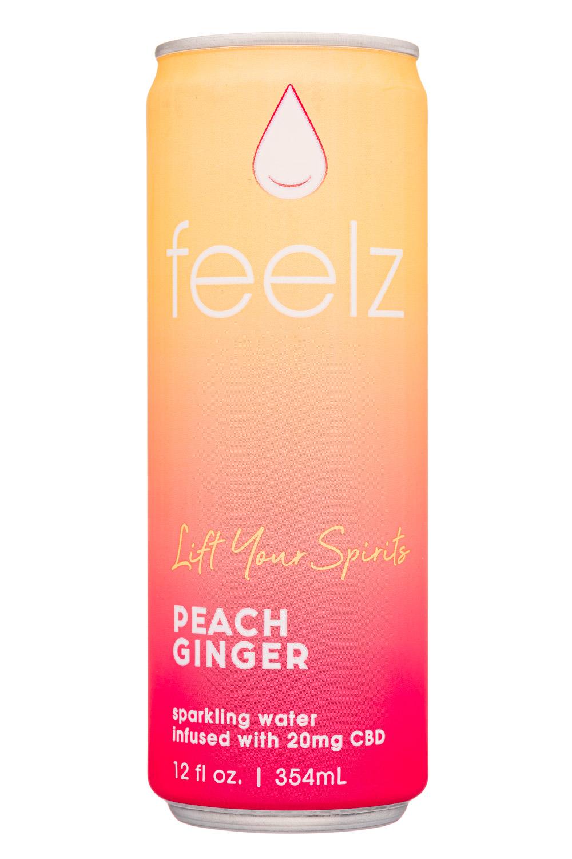 Peach Ginger
