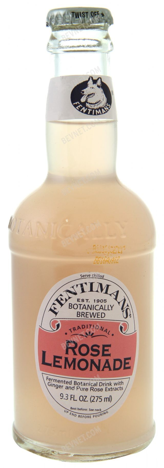Fentimans Botanically Brewed Beverages: