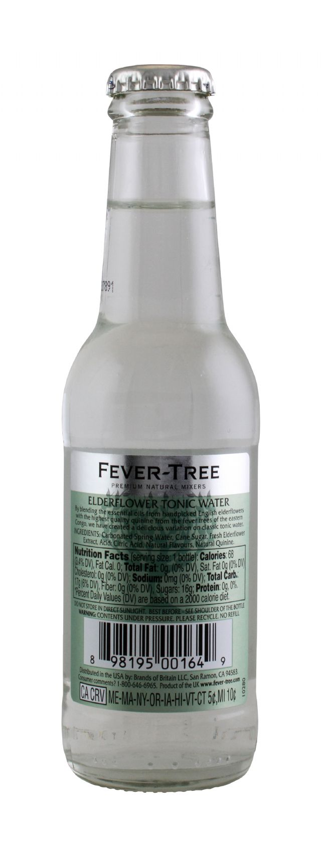 Fever-Tree Premium Mixers: FeverTree Facts