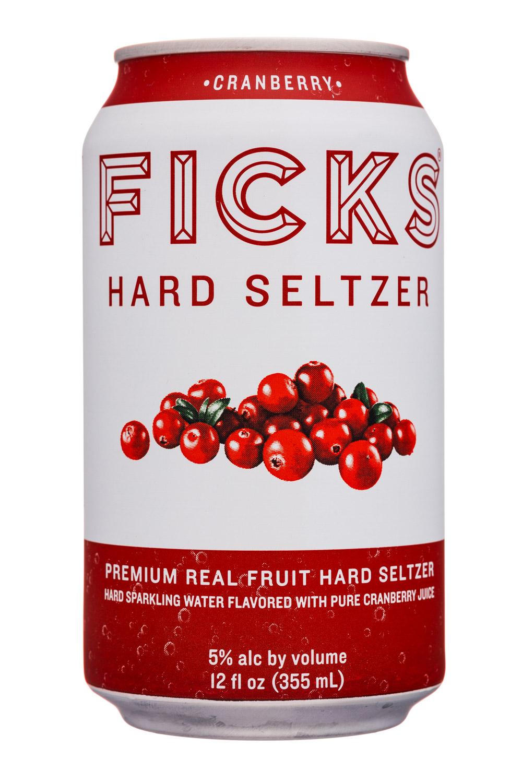 Hard Seltzer - Cranberry